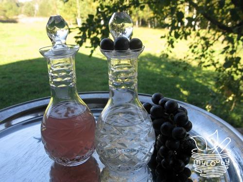 Гидролат винограда своими руками