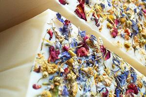 Сухоцветы в мыле