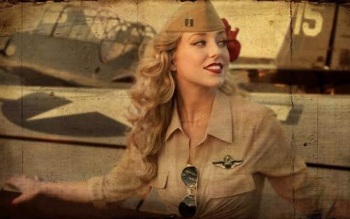 Девушки в пилотках фото 19328 фотография